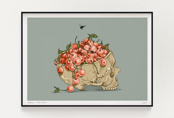 Sweet Memories | Fine Art Print