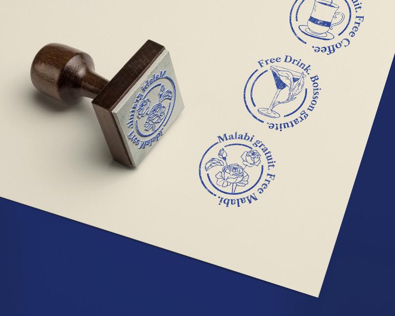 Le Conteur Restaurant Stamps