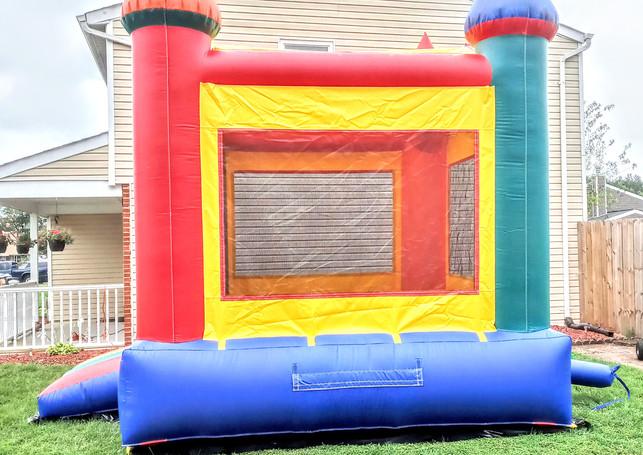 Colorful Castle - 13 x 13 x 15 - 225.00