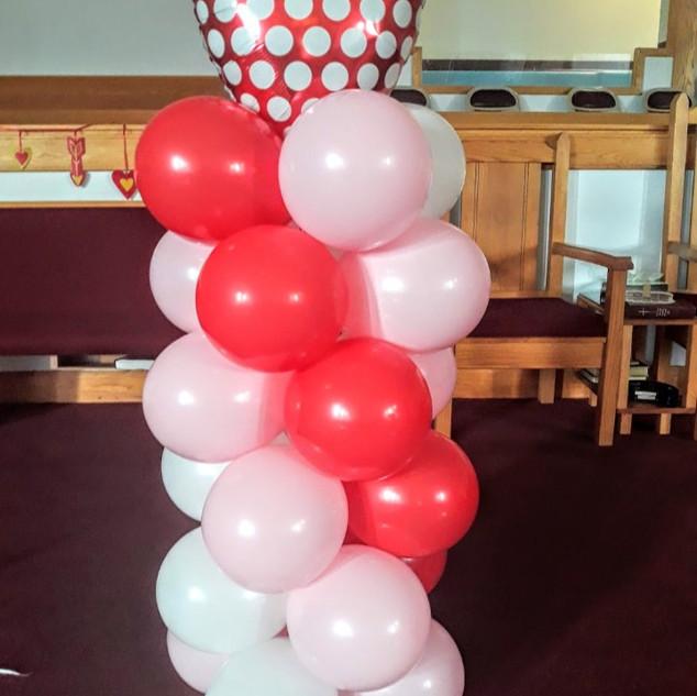 Heart Column