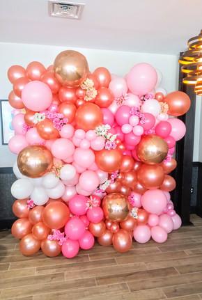 6ft x 6ft Balloon Wall