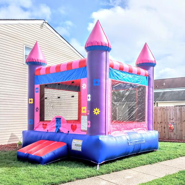 Princess Castle - 13 x 13 x 15 - $225.00