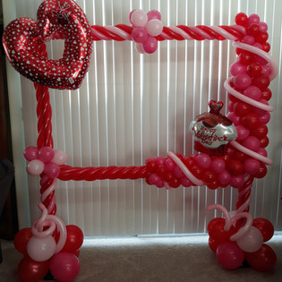 Valentines Picture Frame
