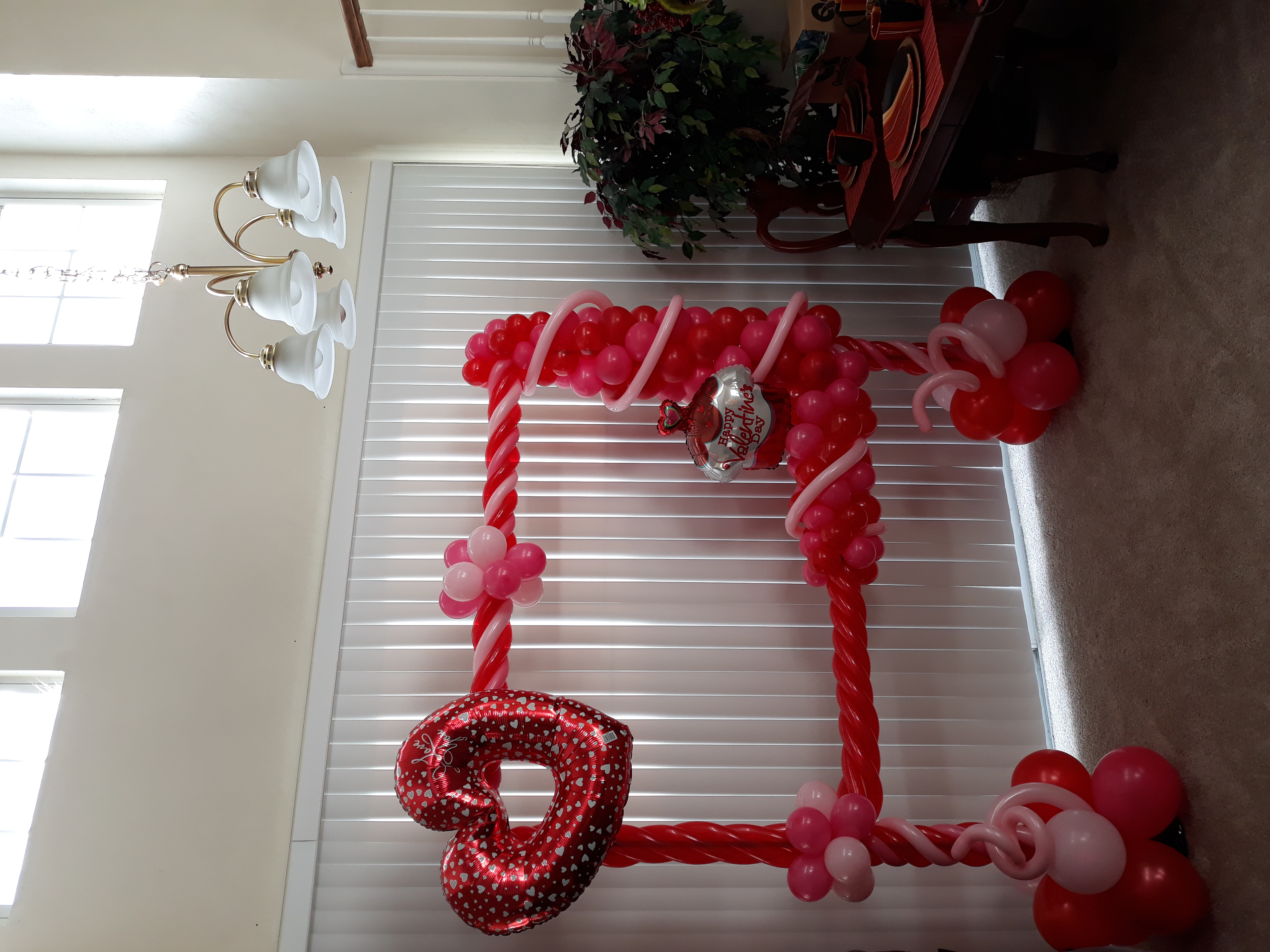 Valentine's Picture Frame