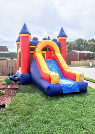 Combo With Slide (Wet or Dry) - 13 x 32 x 15 $250.00