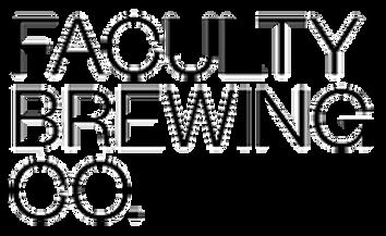 Faculty Brewing Logo
