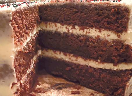Susgrainable Red Velvet Cake Recipe
