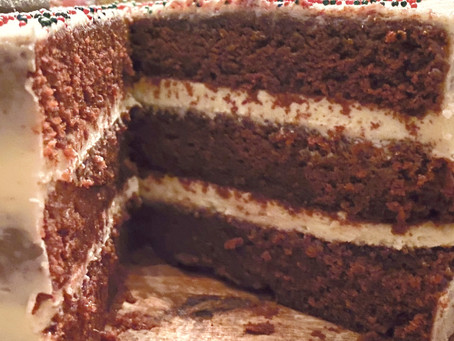 Susgrainable Red Velvet Cake Recipe