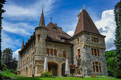 Château Mercier (Sierre-Valais-Suisse)