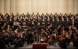 Beethoven 9 with OMS