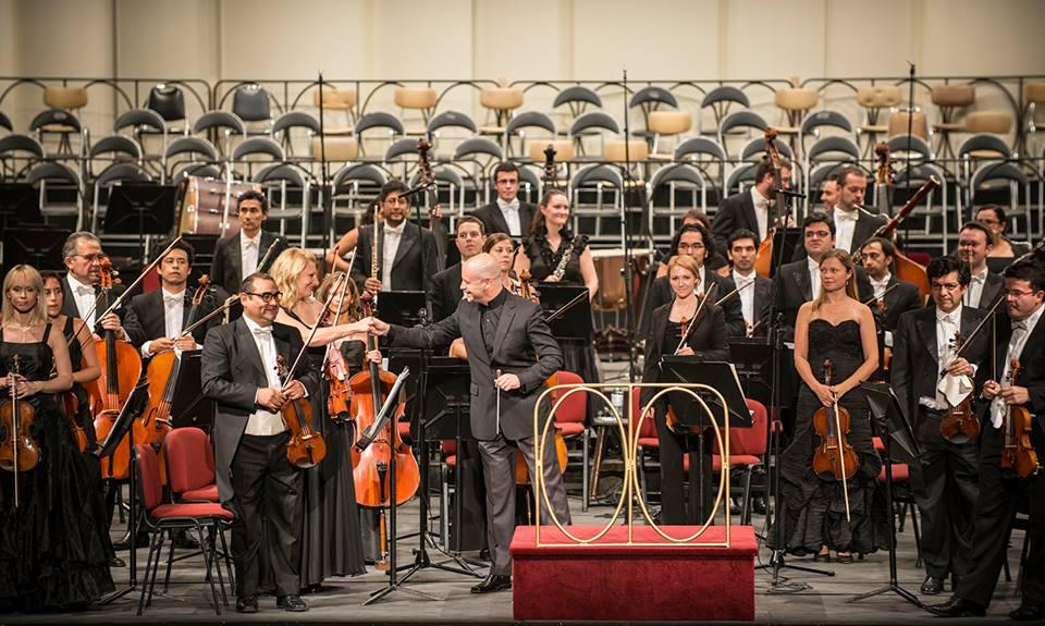 Orquesta Filarmonica de Santiago