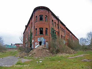 Derby's Victorian GNR Warehouse to be Restored