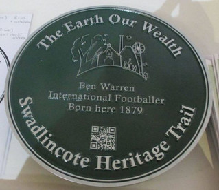 Swadlincote to celebrate local heroes and buildings with heritage plaques