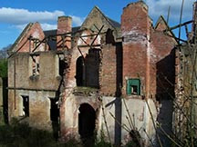 Could Annesley Hall be Rebuilt?