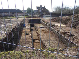 Find out about the discoveries at Roman Derby