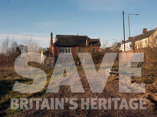 SAVE offers support to The Heritage Trust