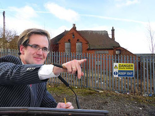 TV auctioneer Charles lends his support
