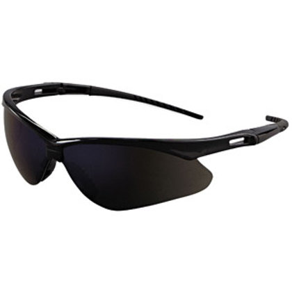 Nemesis Safety Glasses - Smoke Lens
