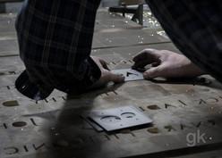 9-11 Memorial Fabrication