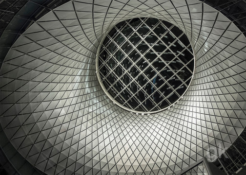 Fulton Center, NYC