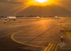 Taxiway to 31R, JFK