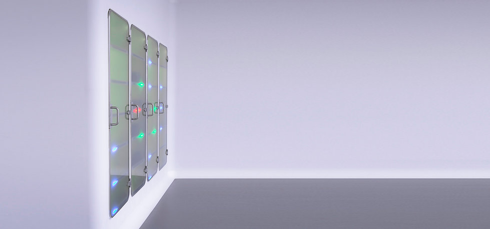 RFID enabled surgical supply cabinets