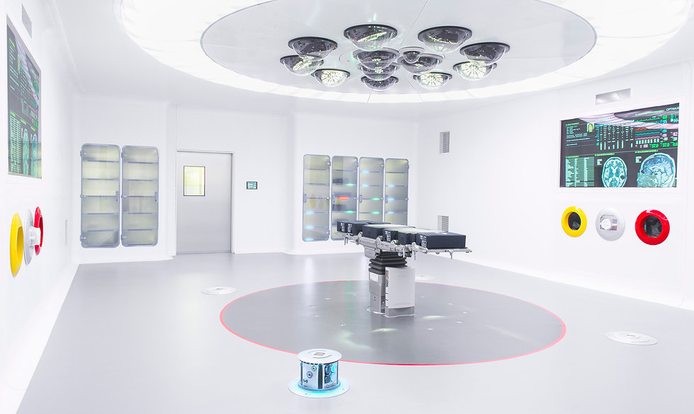 Optimus surgical operating room