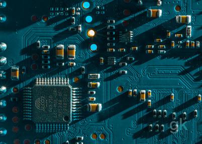 Arduino YUN circuitboard