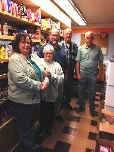 Food Cupboard Volunteers