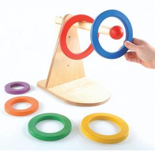 Threading Rings Activity