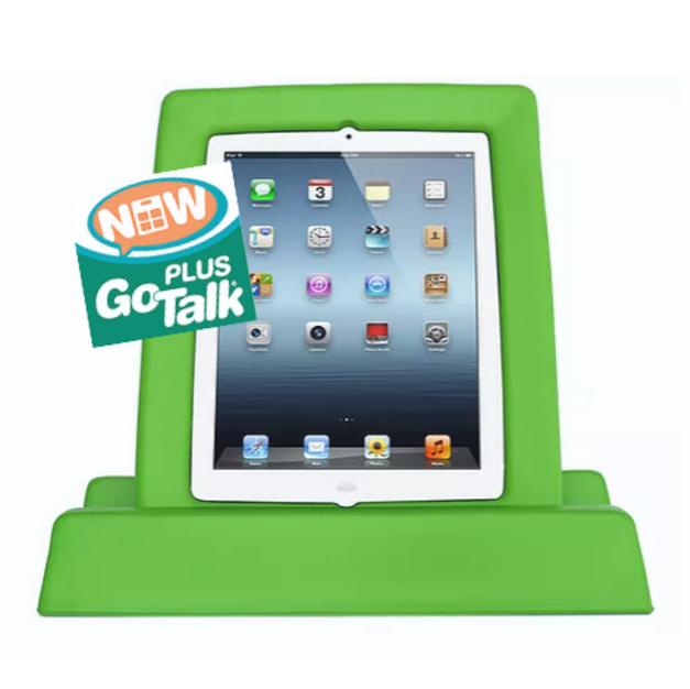 iPad with Go Talk Now Plus