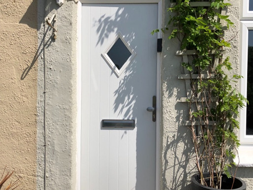 #composite door cottage style#Sunny basted# borough green#