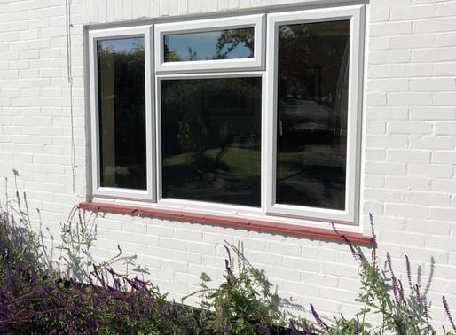 Our new liniar window range#recyclable lead-free profiles#