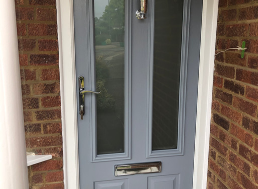 New range of composite doors