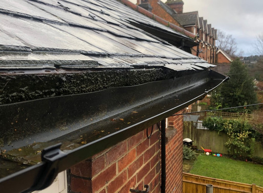 Another full Fascia soffit and guttering replacement job