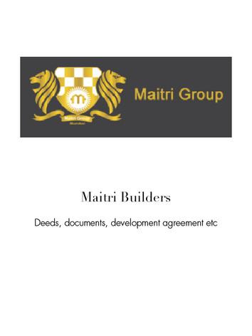 Maitri Group