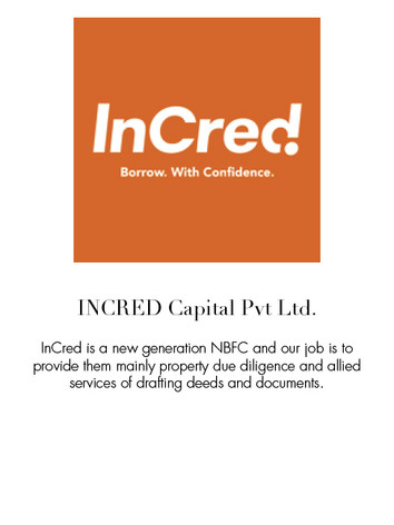incred capital