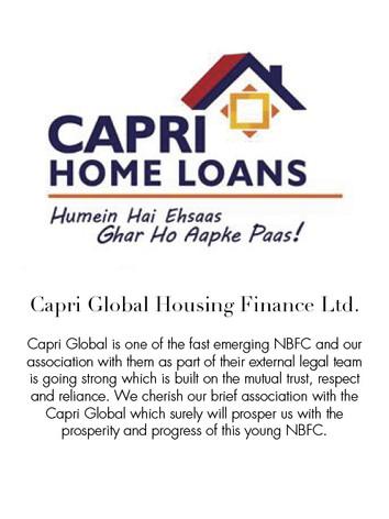 capri home loans