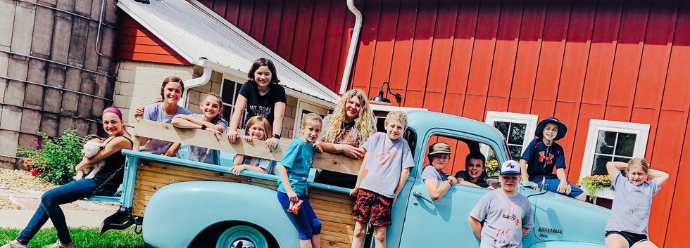 Yak Camp for Kids 2020