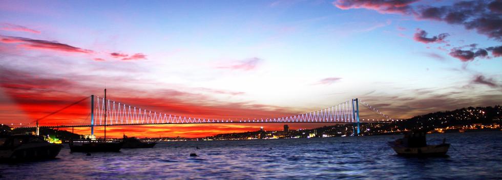 Estambul - Bósforo