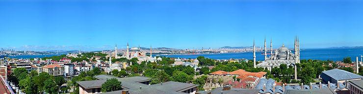 Istanbul - Ayasofya_Sultanahmet