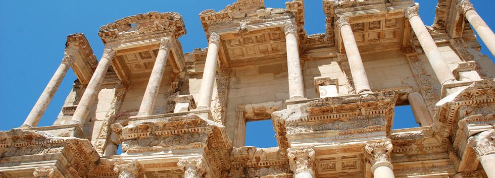 Efeso - Biblioteca de Celsus