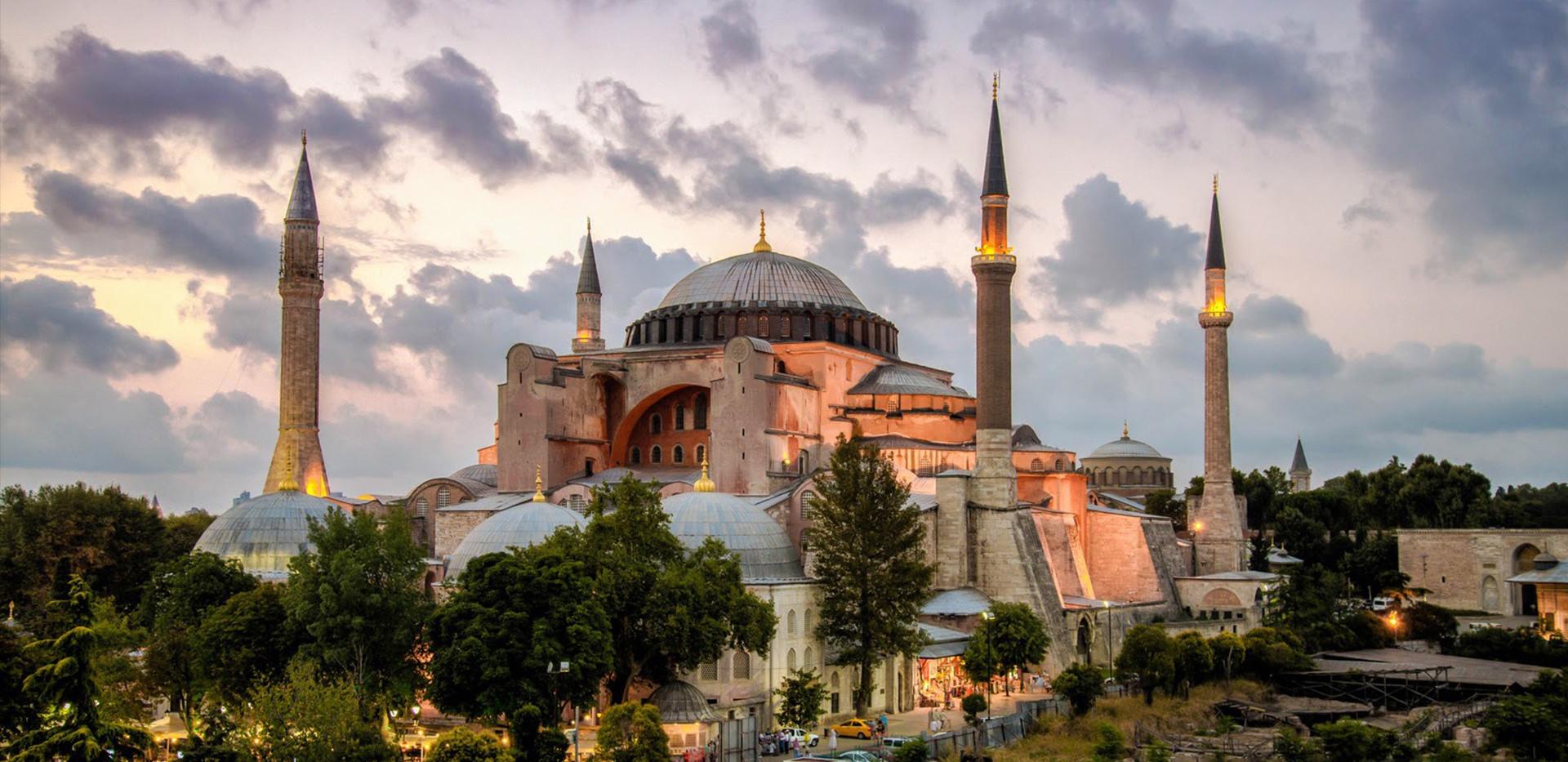 Estambul - Hagia Sophia
