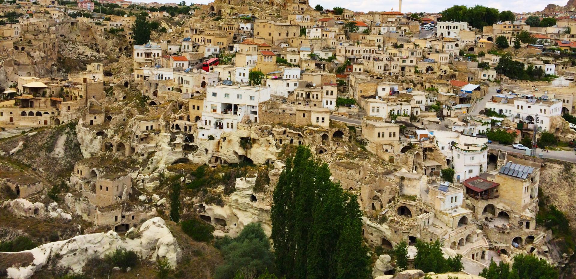 Capadocia - Ortahisar