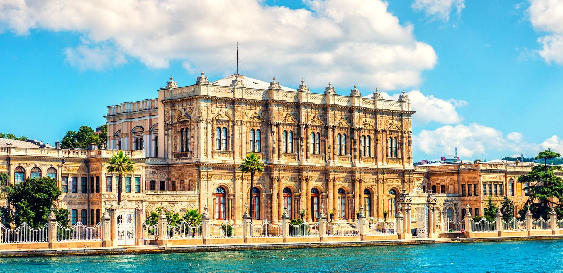 Estambul - Dolmabahce