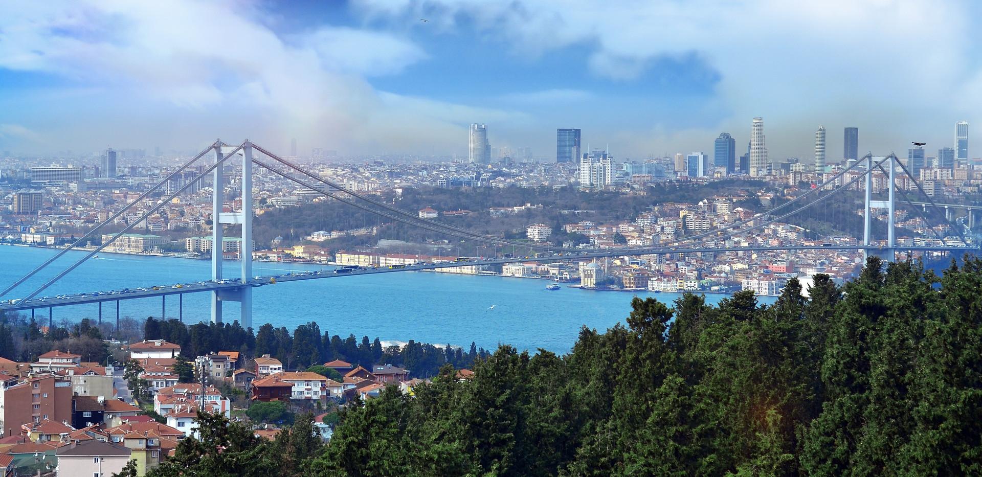 Estambul - Boğaz