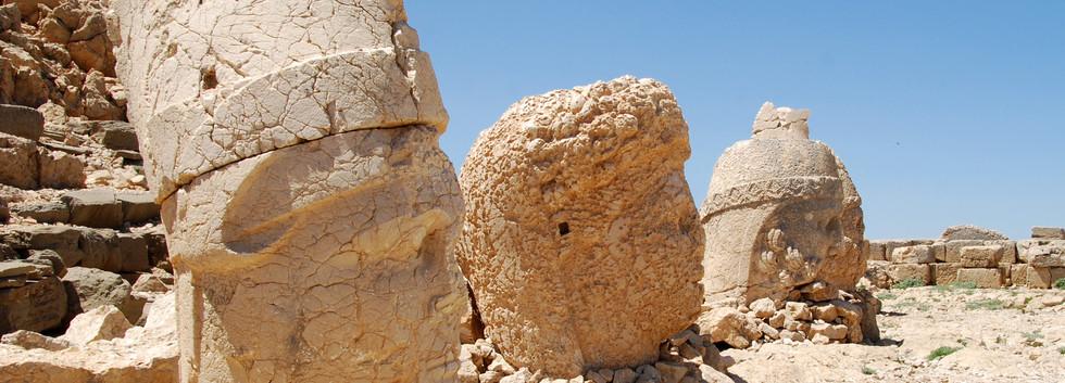 Malatya - Monte de Nemrut