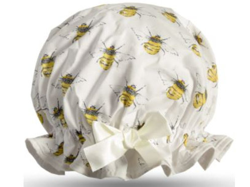 DILLY DAYDREAM BUBBLE BEE SHOWER CAP