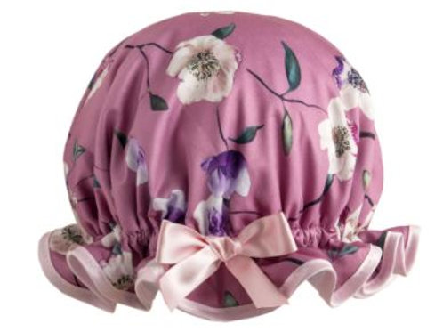 DILLY DAYDREAM ROSE SHOWER CAP
