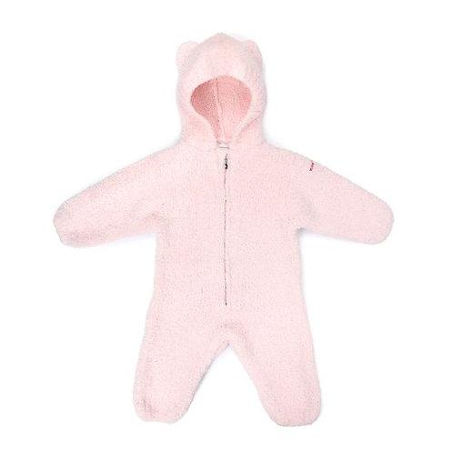 Kashwere Baby Bear Onesies - Solid Pink 6/12m